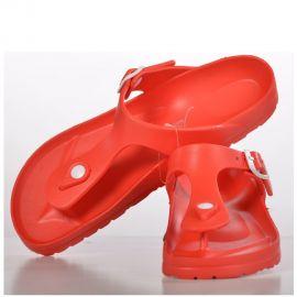 Naturelle Flip-Flop Red 18028