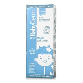 INTERMED BABYDERM DERMATOPIA BATH CREAM - ΚΡΕΜΑ ΚΑΘΑΡΙΣΜΟΥ - 300