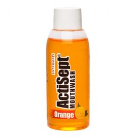 INTERMED ACTISEPT MOUTHWASH ORANGE 60ml