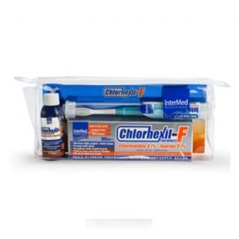 INTERMED CHLORHEXIL-F TRAVEL KIT