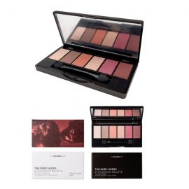 KORRES The Ruby Nudes-Eye Shadow Palette Volcanic Minerals-6g