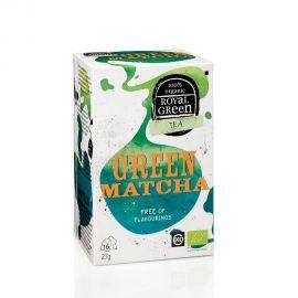 Royal Green Organic Tea Golden Turmeric Chai 16 tea bags
