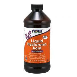 NOW Liquid Hyaluronic Acid 100mg - 16oz. (473ml)