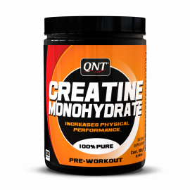 QNT Creatine Monohydrate Pure Powder - 300g