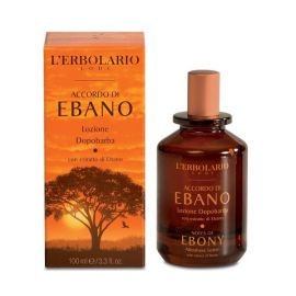 L'ERBOLARIO NOTES OF EBONY Shaving Foam 200ml EBANO