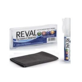 INTERMED REVAL SCREEN CLEANER KIT ΣΕΤ ΚΑΘΑΡΙΣΜΟΥ ΟΘΟΝΩΝ LCD TV/NOTEBOOK/PAD 7ML