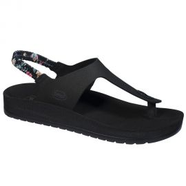 Scholl Shoes ELLA FLIP-FLOP ΜΑΥΡΟ Ανατομικό Πέδιλο