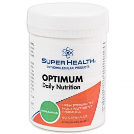 Super Health Optimum Daily Nutrition - 60tabs