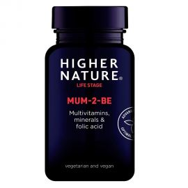 HIGHER NATURE MUM-2-BE - 90 tabs