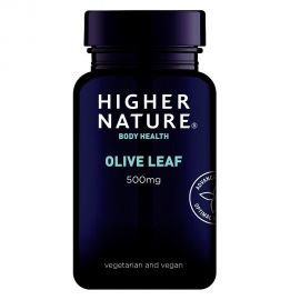 HIGHER NATURE OLIVE LEAF EXTRACT - 90 V-caps