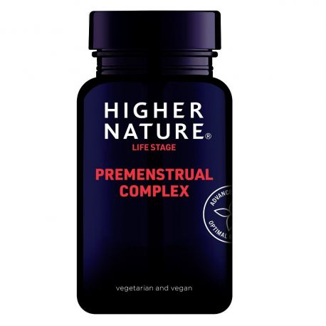 HIGHER NATURE PreMenstrual Complex - 60 V-caps