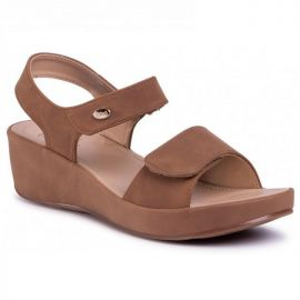Scholl Shoes ARNET Brown Ανατομικό Πέδιλο