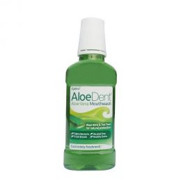 Optima ALOE DENT MOUTHWASH 250ml