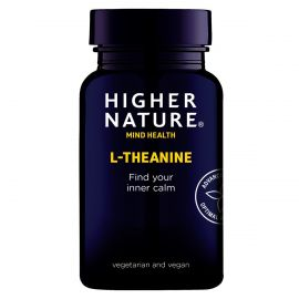 HIGHER NATURE L-THEANINE - 30 V-caps