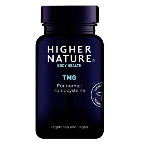 HIGHER NATURE TMG 90 v-caps