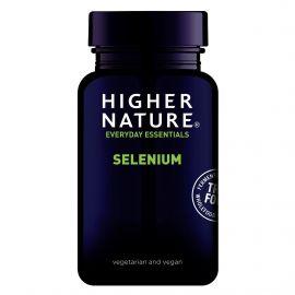 HIGHER NATURE TRUE FOOD SELENIUM - 60 V-tabs