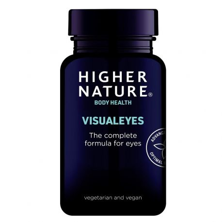 HIGHER NATURE VISUAL EYES - 90 caps