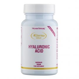 HIGHER NATURE AETERNA GOLD HYALURONIC ACID - 30 V-caps