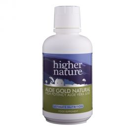 HIGHER NATURE ALOE GOLD NATURAL - 485 ml