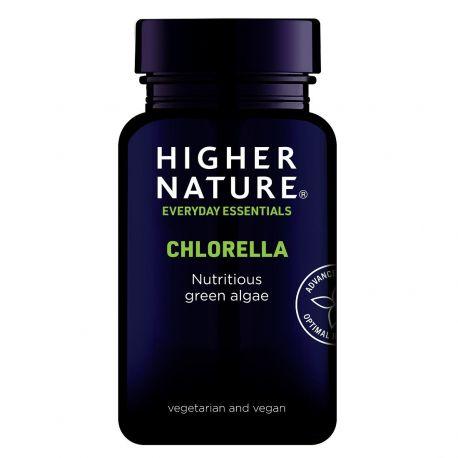 HIGHER NATURE CHLORELLA - 180 V-tabs