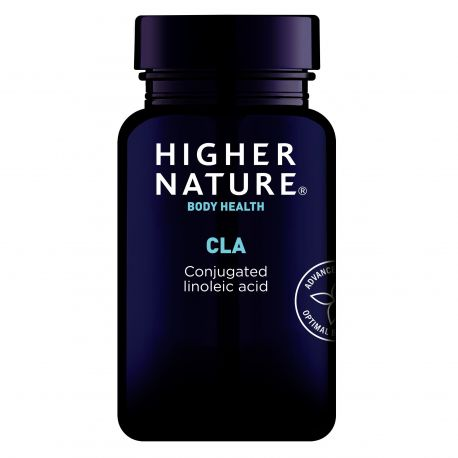 HIGHER NATURE CLA CONCENTRATED HIGH STRENGTH 1000mg - 90 gel-caps