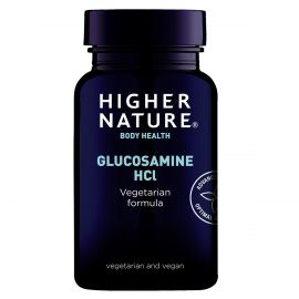HIGHER NATURE GLUCOSAMINE VEGETARIAN HCL 800mg - 90 V-tabs