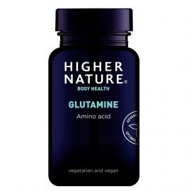 HIGHER NATURE GLUTAMINE CAPS - 90 CAPS