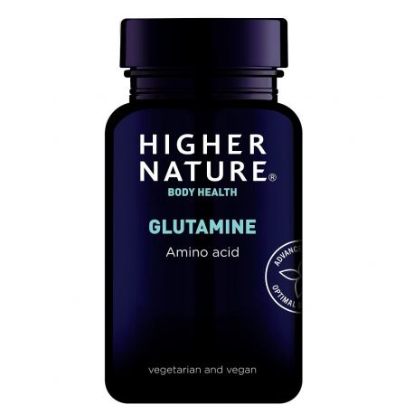 HIGHER NATURE GLUTAMINE CAPS 90 CAPS