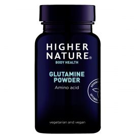 HIGHER NATURE GLUTAMINE POWDER - 100 gr