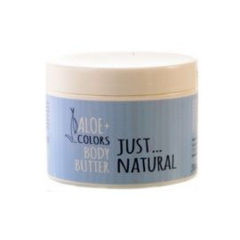 ALOE+ COLORS JUST NATURAL Body Butter - 200ml