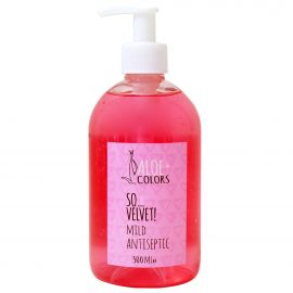 ALOE+ COLORS SO VELVET Antiseptic Gel - 500ml