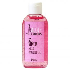 ALOE+ COLORS SO VELVET Antiseptic Gel - 85ml