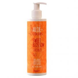 ALOE+ COLORS SWEET BLOSSOM Shower Gel - 250ml