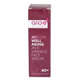 ALOE+ COLORS Well Aging Anti-Wrinkle Serum - 30ml