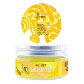 ALOE+ COLORS Margarita Sorbet Scrub - 200ml