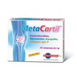 Bionat Metacartil 20 tabs