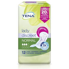 Tena Lady Normal Discreet - 12τμχ