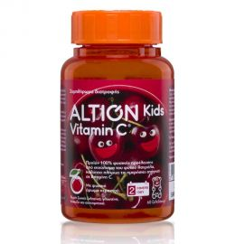 ALTION KIDS VITAMIN C 60 gelcaps