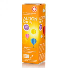 ALTION KIDS VITAMIN D3 200iU 20ml