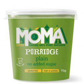 MOMA Πρωινό Βρώμης Χωρίς Γλουτένη , Χωρίς Ζάχαρη