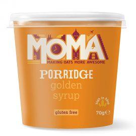 MOMA Πρωινό Βρώμης Golden Syrup Χωρίς Γλουτένη 70g