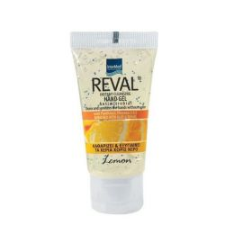 Intermed Reval Plus Lemon Antiseptic Hand Gel 30ml
