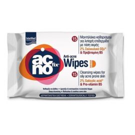 INTERMED ACNOFIX WIPES - 15τεμ.