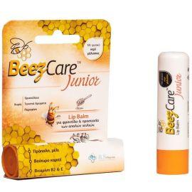 BeezCare Lip Balm Junior για Φροντίδα & Προστασία των απαλών χειλιών 5.1g
