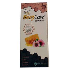 BeezCare Echinacea Φυτικό Σιρόπι για τη Φυσιολογική Λειτουργία του Ανοσοποιητικού 140ml