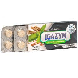 Igazym Παστίλιες για το Λαιμό - Γλυκόριζα-Καραμέλα 20τμχ