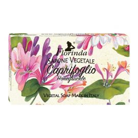 FLORINDA SOAP FLOWERS AND FLOWERS HONEYSUCKLE 100G ΣΑΠΟΥΝΙ