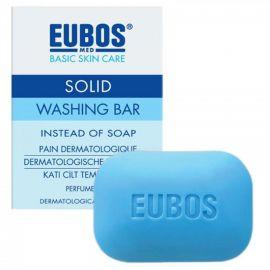 EUBOS SOLID BLUE, 125 gr Πλάκα Σαπουνιού