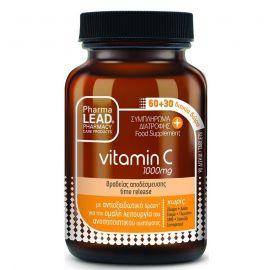 Pharmalead Vitamin C 1000mg Time Release 90 ταμπλέτες