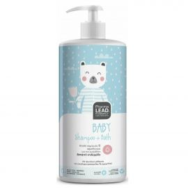 PharmaLead Baby shampoo + bath 1lt
